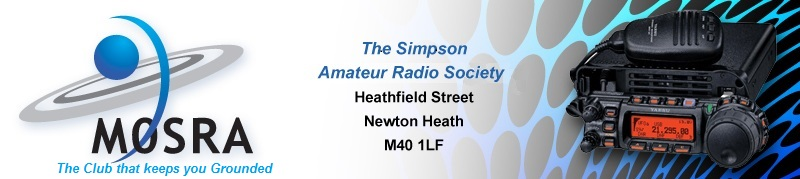 m0sra - The Simpson Amateur Radio Society, Heathfield Street, Newton Heath, M40 1LF